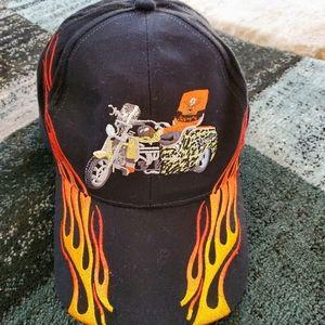 JAGERMEISTER Motorcycle Cap (EUC)